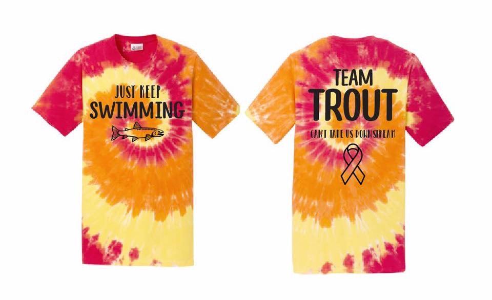 Trout shirts