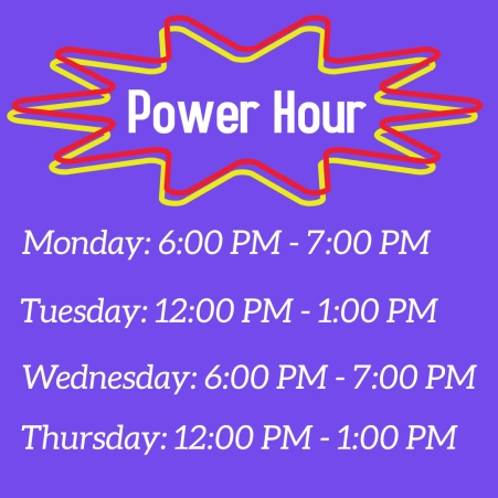 Power hours push week
