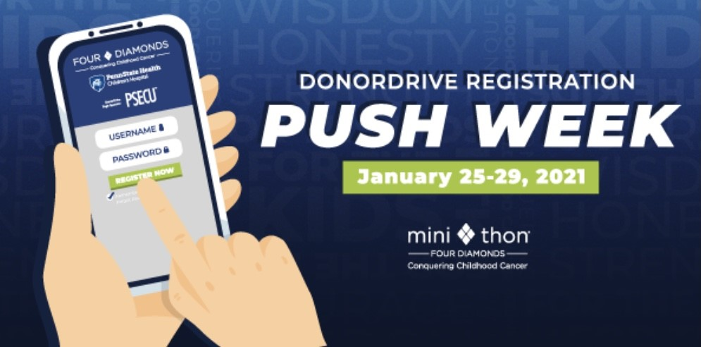Push week poster