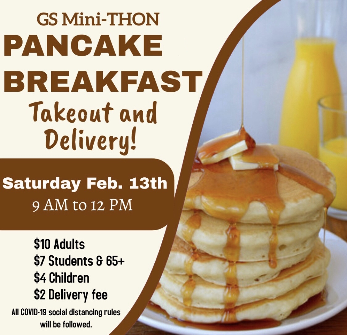Pancake breakfast 3